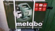 Garten Pumpe Metabo Neu OVP