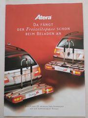 Atera Duro-XL Heckträger