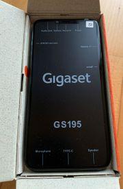 Gigaset GS 195 titanium grey -