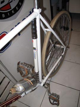 Mountain-Bikes, BMX-Räder, Rennräder - Indienrad Racer Rennrad weiß RH