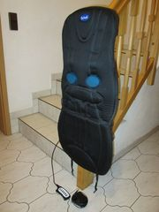 Scholl Rücken Massagematte für Stuhl