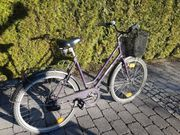 Fahrrad Damenrad Rad Hercules Gr