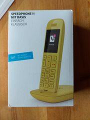 Telefon Speedphon 11 Neu