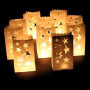Candlebag Candlebags party dekoration romantisch
