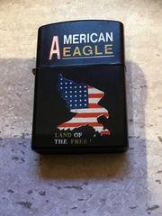 Sturmfeuerzeug American eagle