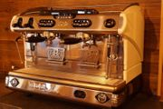 Siebträger 2 Gruppig Kaffeemaschine Espresso