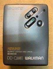 DER Walkman Sony DD 33