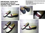 Schuhe flacher Schuh