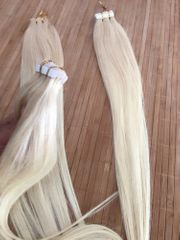 Tape Extensions Echthaare
