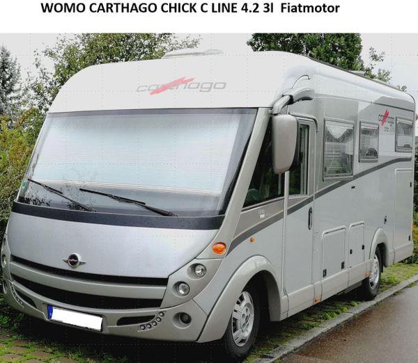 CARTHAGO CHIC WOHNMOBIL C Line