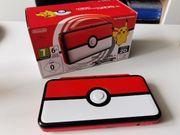 Nintendo 2ds xl Pokemon Pokeball