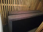 Boxspring 2 Bettkästen Unterbett Box