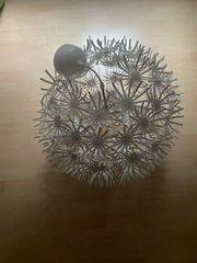 Ikea Grimsas Hängeleuchte weiß