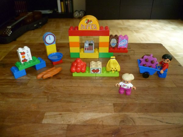 Lego Duplo Mein erster Supermarkt