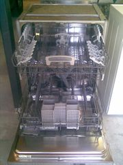 Vollintegrierte Spülmaschine BAUKNECHT mit 1