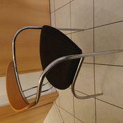 Esszimmerstühle 3 Stück Buche Metall