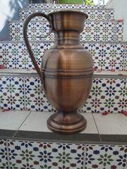 Kupfer Vase Bodenvase Schirmständer Höhe