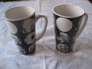 2 tolle Kaffee Tassen mit