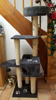 Kratzbaum mit 3 Ebenen