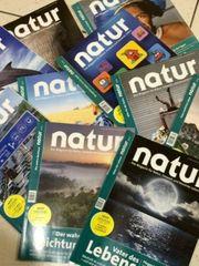 Natur Magazine die komplette Sammlung