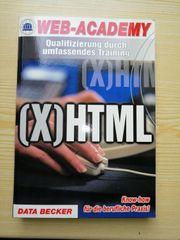 x HTML HTML Programierung Buch