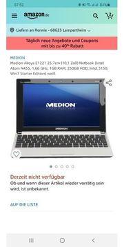 Medion Akoya E1221 Netbook 25