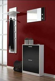 NEU 3tgl Garderoben Set