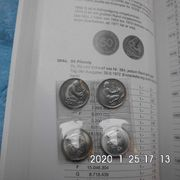 D-Mark 50 Pfennig 1977 1978