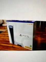 PlayStation 5 disk Version
