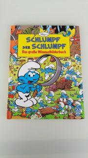 NEU Wimmelbilderbuch Schlumpf den Schlumpf