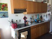 Küche mit Bosch und Liebherr