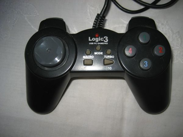 PC - Game Pad USB Logic3