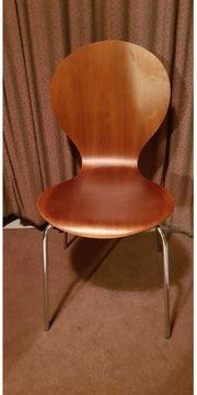 4 Stühle vom Dänischen Bettenlager