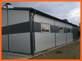 Bild 4 - Stahlhalle Werkstatthalle Gewerbehalle Lagerhalle mit - Hanau Hanau