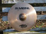 Schlagzeug 16er MEINL Raker Vintage