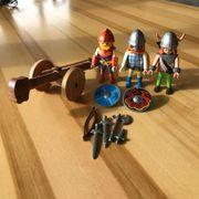 Playmobil 3153 - Wikinger mit Rammbock