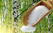Birkenzucker aus 100 Xylitol aus