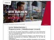 Junior Webentwickler Programmierer Webdeveloper m