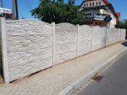 Zaun doppelseitig ALMP51