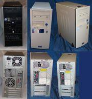 3 PC-Systeme P4- DualCore