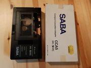 Compact Cassetten Adapter