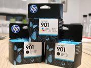 3 Patronen für HP Officejet