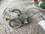 Anhänger für Fahrrad Moped oder