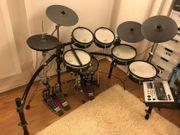 Roland TD-20 V-drum komplett Schlagzeug