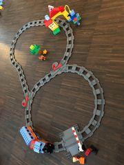 Lego Duplo Eisenbahn Starter-Set Schienen