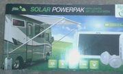 Solar Power Pak fürs Camper