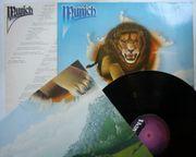 Munich 1978 Debut LP Insert