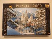 Puzzle Schloss Neuschwanstein