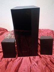 Samsung HT D4200 Lautsprecher von