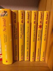 No Jungs Mädchenbücher Buchpaket 7